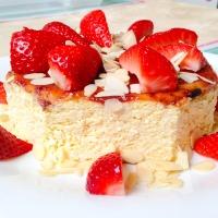 Epres ricotta torta